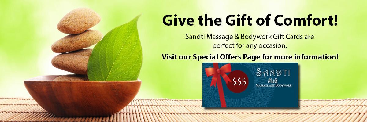 Gift Card Slider