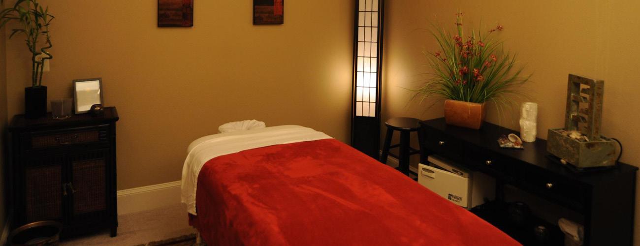 Treatment Room sandti massage therapists