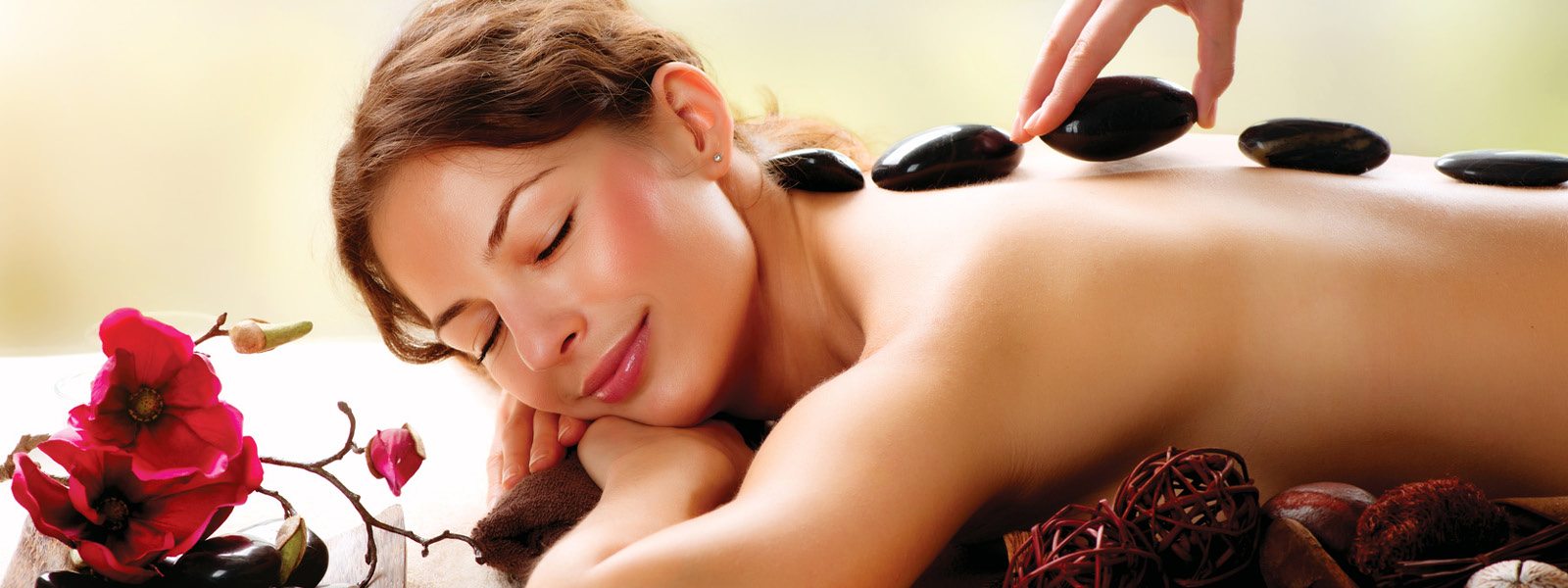 hot stone massage sandti massage