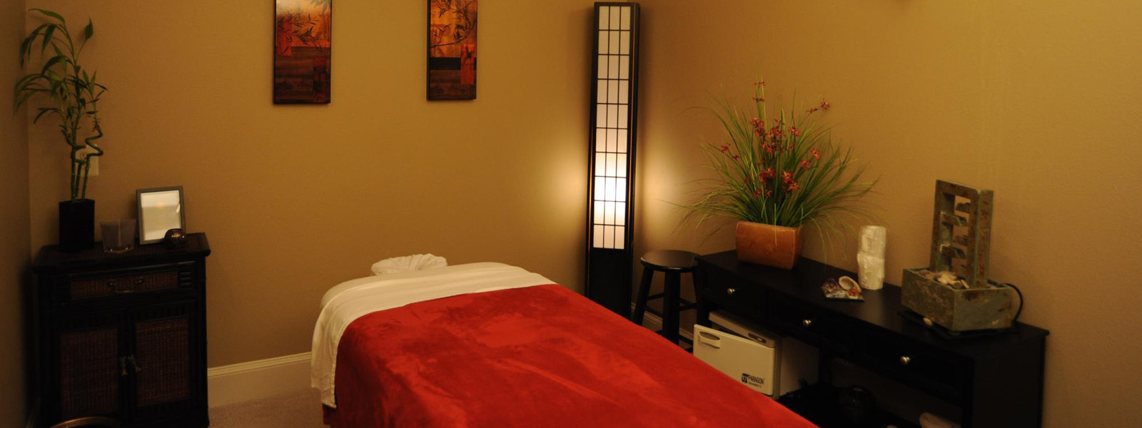 treatment room sandti massage