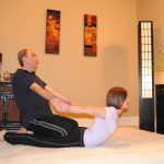 Sandti massage and bodywork Thai Image
